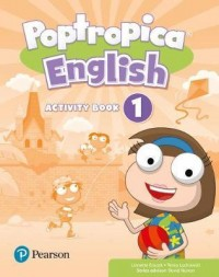 POPTROPICA ENGLISH LEVEL 1 WB