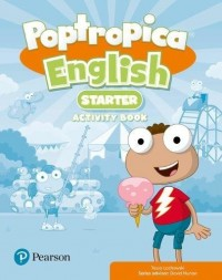POPTROPICA ENGLISH LEVEL STARTER WB