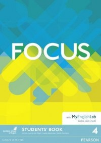 FOCUS 4 STUDENT´S BOOK WITH MY ENGLISH LAB