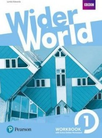 WIDER WORLD 1 WB WITH ACCES CODE