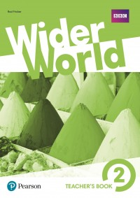 WIDER WORLD 2 TCH BOOK