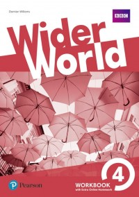 WIDER WORLD 4 WB WITH ACCESS CODE