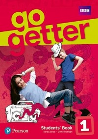 GO GETTER 1 STUDENT´S BOOK