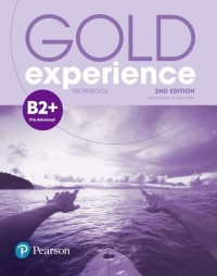 GOLD EXPERIENCE B2+ WORKBOOK 2ND EDITION