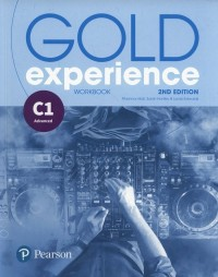 GOLD EXPERIENCE C1 ADVANCED WORKBOOK  - 2ND EDITION