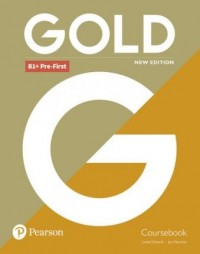 GOLD PRE FIRST NEW EDITION COURSEBOOK