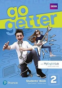 GO GETTER 2 STUDENT´S BOOK WITH MY ENGLISH LAB
