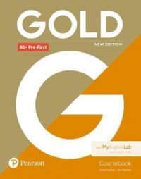 GOLD B1+ COURSEBOOK WITH MEL