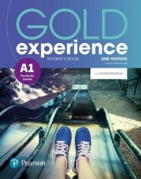GOLD EXPERIENCE A1 SB 2ND EDITION WITH ONLINE PRACTICE