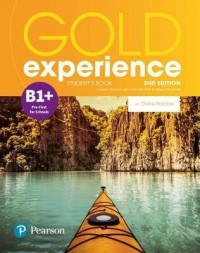 GOLD EXPERIENCE B1+ SB 2ND EDITION WITH ONLINE PRACTICE