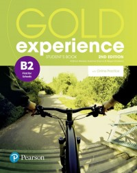 GOLD EXPERIENCE SECOND ED B2 SB WITH ONLINE PRACTICE PACK