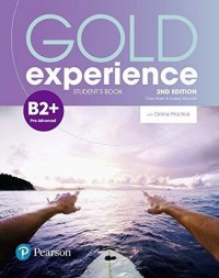 GOLD EXPERIENCE  B2+ - 2ND EDITION STUDENT´S  BOOK WITH ONLINE PRACTICE