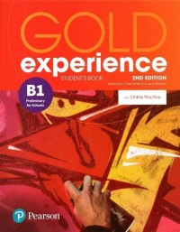 GOLD EXPERIENCE B1 SB WITH ONLINE PRACTICE 2ND EDITION