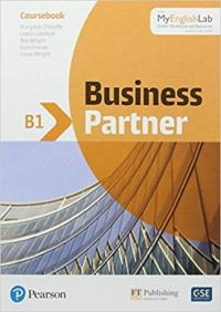 BUSINESS PARTNER B1 WITH MY ENGLISH LAB