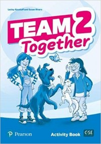 TEAM TOGETHER 2 ACTIVITY BOOK