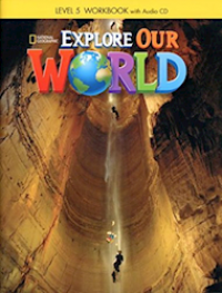Explore Our World Lvl 5 Wb With Audio Cd