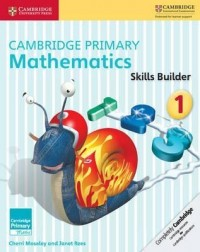 CAMBRIDGE PRIMARY MATHEMATICS STAGE 1 WB