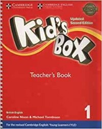 KID S BOX1 TCH SECOND ED UPDATED FOR 2018 YLE EXAMS