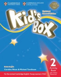 KID S BOX 2 WB  SECOND ED UPDATED FOR 2018