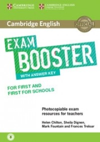 EXAM BOOSTER FOR FIRST AND FIRST FOR SCHOOLS