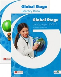 GLOBAL STAGE LEVEL 1 SB LITERACY AND LANGUAGE BOOK