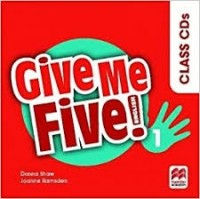 GIVE ME FIVE 1 CLASS CD