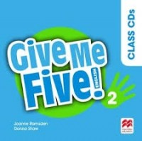 GIVE ME FIVE 2 CLASS CD