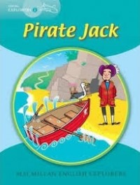 YOUNG EXPLORERS READERS2: PIRATE JACK