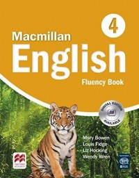 Macmillan English 4 Fluency Book