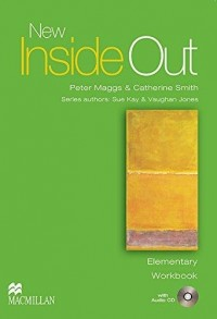 New Inside Out Elementary Wb Wo/Key