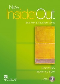 New Inside Out Elementary Sb W/Cd Rom