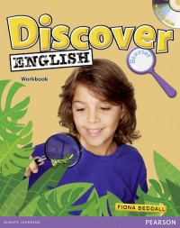 Discover English Wk.W/Cd Starter