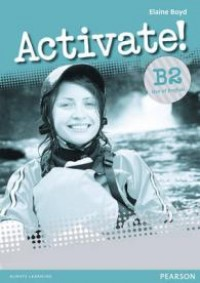 Activate! B2 Use Of English And Vocabulary