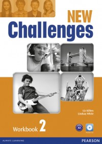 New Challenges 2 Wb/Cd