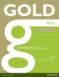 Gold Fce Coursebook 2015 with my lab