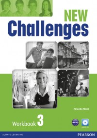 New Challenges 3 Wb/Cd
