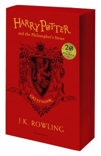 Harry Potter And The Philosophers Stone Anniversary Edition Gryffindor