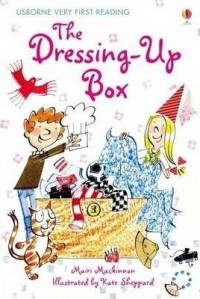 Usborne Very First Reading : The Dressing Up Box