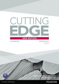 NEW CUTTING EDGE ADVANCED WB  WITH KEY 3 RD EDITION