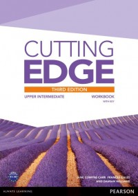 New Cutting Edge Upper Int Wb With Key 3 Rd Edition