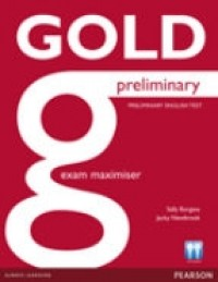 Gold Preliminary Exam Maximiser Wo Key