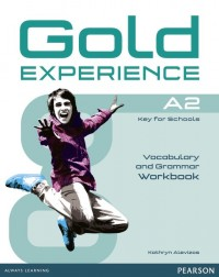 Gold Experience A2Wb Vocabulary And Grammar