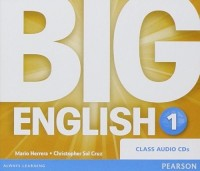 Big English 1 Class Cd  British Version