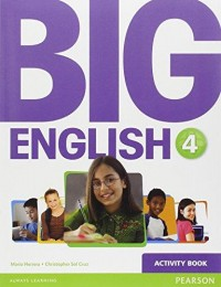 Big English 4  Wb British