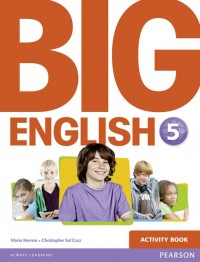 Big English 5 Wb British