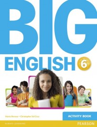 Big English 6 Wb