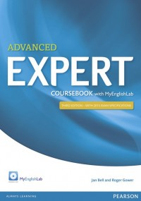 Expert Advanced With Cd And My English Lab
