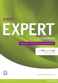 Expert Fce 3 Ed Coursebook With My English Lab