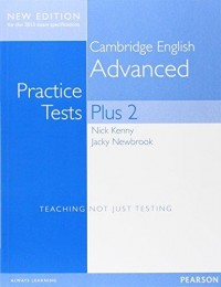 Practice Test Plus 2 Advanced Wo Key