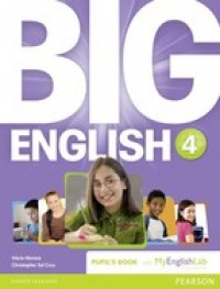 Big English Level 4 Sb With My English Lab